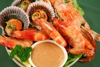 seafood consumption