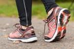 Fitness walking shoe