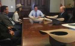 Florida Cattlemen talk with Steve Crisafulli