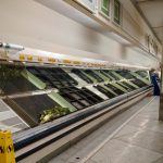 food production grocery-store-shelves-empty