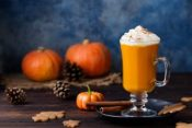 pumpkin spice-latte-smoothie-with-whipped-cream