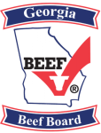 Georgia Beef Board marathon runners