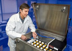 pasteurizing eggs