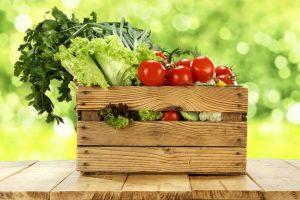 fresh farm table