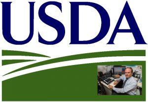 usda crop report