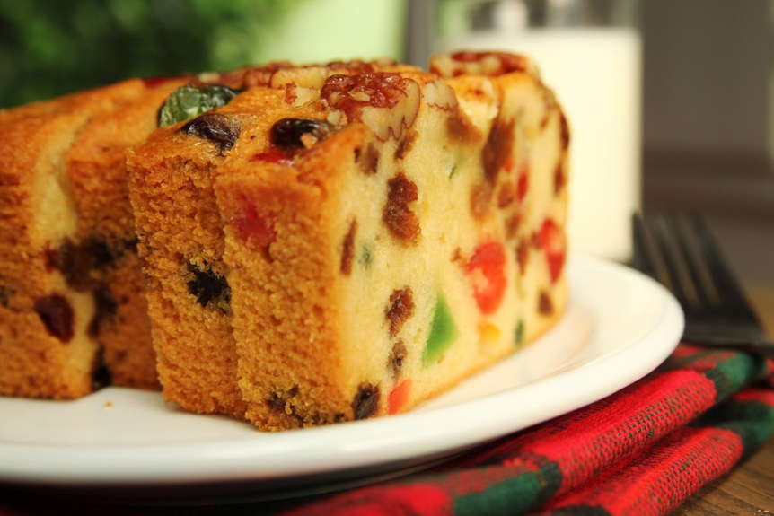 national fruitcake day