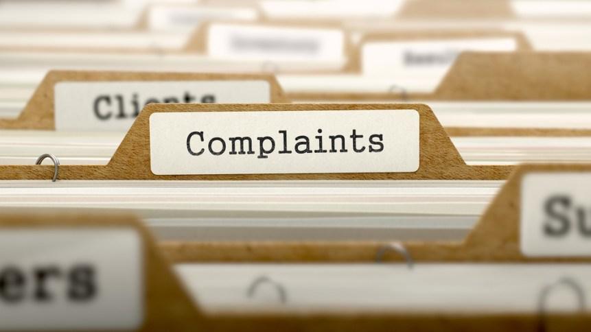 trade complaints