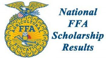 national ffa scholarship