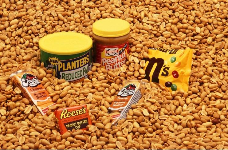 peanut consumption