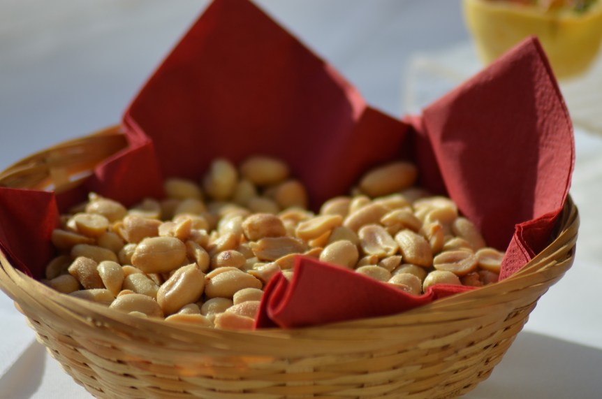 peanut demand