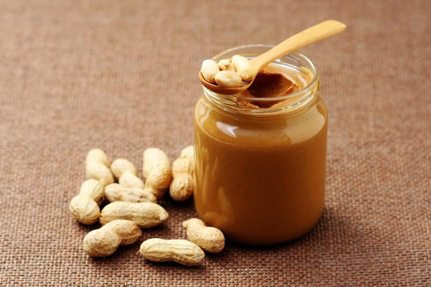 bulk peanuts