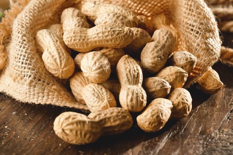 peanut usage