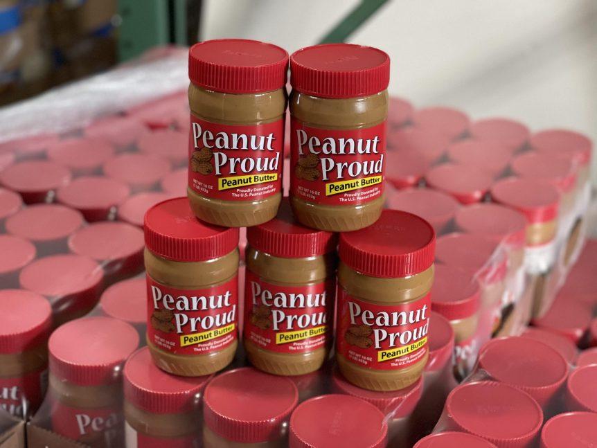 Peanut Proud
