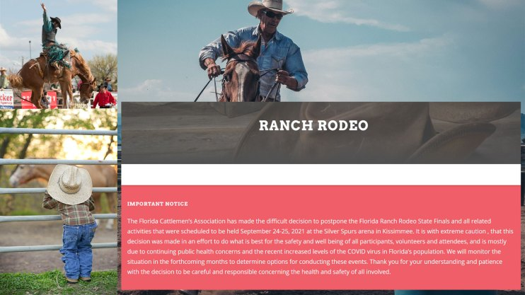 Florida Ranch Rodeo
