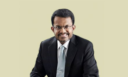 """Views of Ravi Menon: """"The future of capital is green"""""""