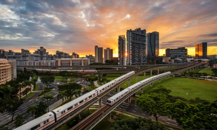 Gaining Traction: Singapore MRT network expansion continues despite COVID-19