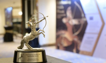 SunSmart named one of Asia's Most Promising SMEs at the ACES award