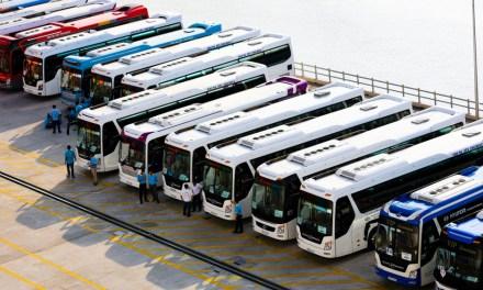 Green Movement in Vietnam: HCMC progresses with electric fleet deployment and BRT implementation