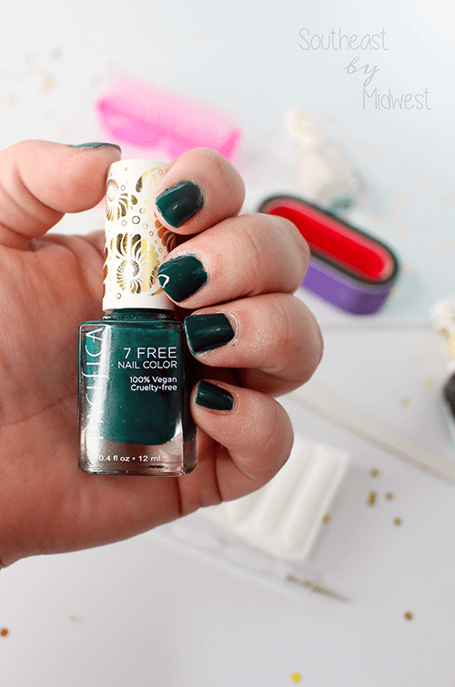 Pacifica Nail Polish Review London Tomboy Swatch Southeast By Midwest Beauty Bgers