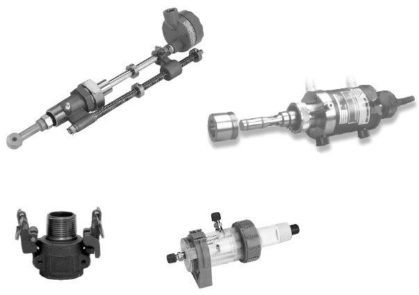 Emerson Rosemount Uniloc Accessories & Systems