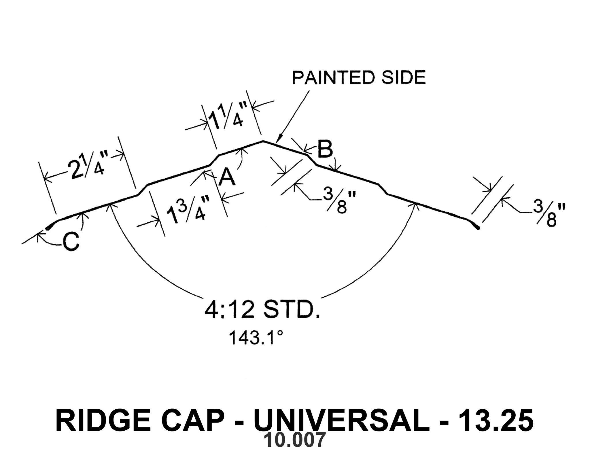 Ridge Cap