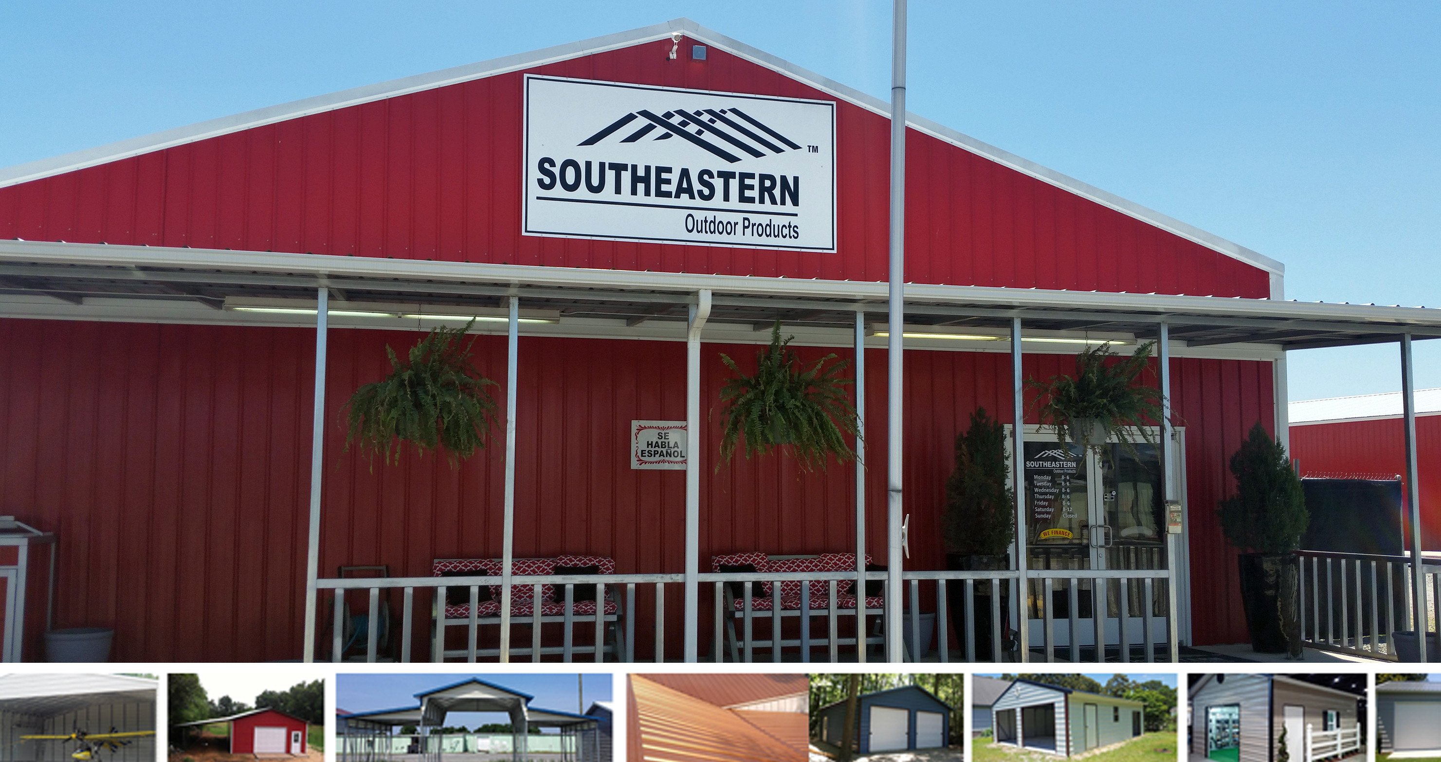 Contact Local Experts In Metal Roofing Southeastern Building Products
