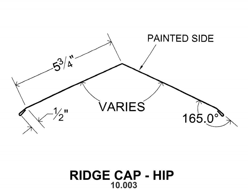 Ridge Amp Hip 10 003