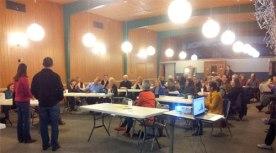 "Neighborhood Meeting Project ""Feed Hope"" November 2014"