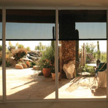 Exterior Solar Shades