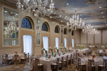 Adolphus Hotel Dallas Texas Wedding