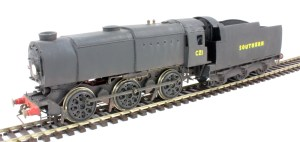 C21 is built from a then Little Engines white metal kit