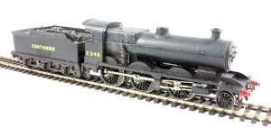 A missing mogul both in preservation and also model kit or RTR form
