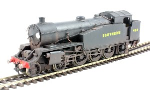 My model of 494 is built from a Golden Arrow Productions resin body kit