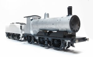 A further view of the 700 Class EP (picture copyright and courtesy A York)