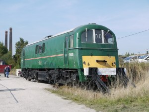 Southern Region Class 71, Picture courtesy of Dave Jones and Ben Jones.