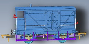 A further CAD view
