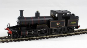 The Hornby 0415 class Adams Radial as No 30582