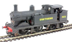 My model of H class number 1522 buit from a South Eastern Finecast white metal kit