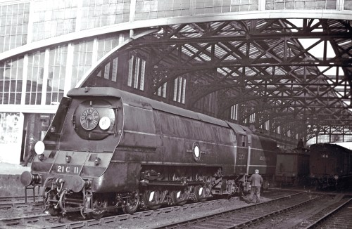 What she would hopefully return to looking like. 21C11 at Bournemouth Photo credit John Neve