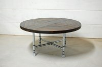 Rachela Industrial Pipe Coffee Table  Southern Sunshine