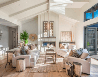 Rustic, Modern Living Room Style & Design  Southern Sunshine