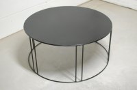 Legend Round Metal Coffee Table  Southern Sunshine