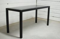 Zinc Top Indoor + Outdoor Dining Table  Southern Sunshine