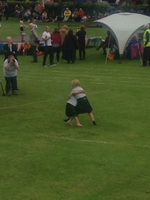 Highland Games, Scotland