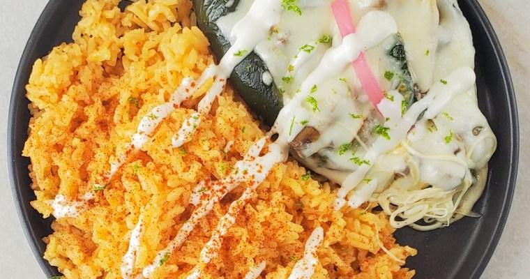 Vegetarian Chile Relleno
