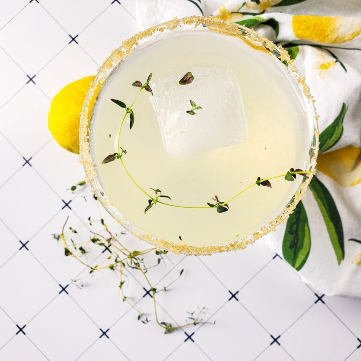 vodka thyme lemonade recipe
