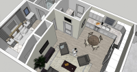 Home Plans With Income Suites