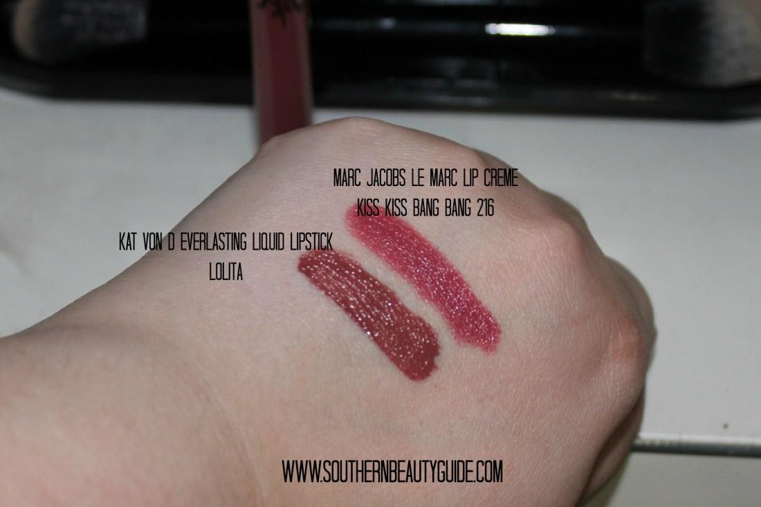 lipstick swatches vib sale