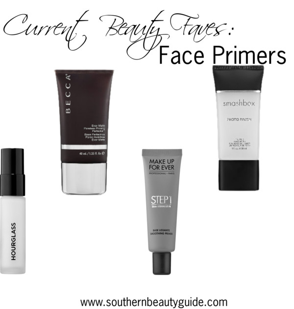 Fave high-end face primers