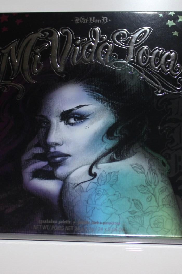 Kat Von D Mi Vida Loca Palette {review}